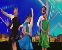 waptrick.one Kids Dance Group Gets GOLDEN BUZZER