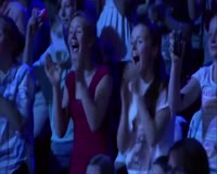 waptrick.one 4 Year Old Kid Tristan Dances Gangnam Style on Belgium is Got Talent
