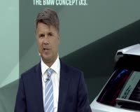 waptrick.one BMW iX3 Concept 2020 Premium Electric SUV