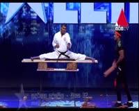 waptrick.one EPIC KARATE FAIL - Karate Audition Goes Wrong on Sri Lanka s Got Talent