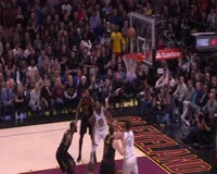 waptrick.one LeBron s AMAZING Pass To Himself For The Slam From All Angles