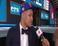 waptrick.one Kevin Knox - Number 9 Overall Pick 2018 NBA Draft