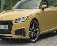 waptrick.com 2019 Audi TT facelift