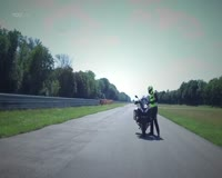 waptrick.com First Ever Autonomous Motorcycle - Demonstration - BMW R 1200 GS