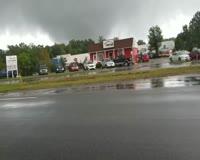 waptrick.com Incredible Tornado near Chesterfield County - Virginia Sept 17 2018