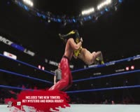 waptrick.one WWE 2K19 - Ronda Rousey Rey Mysterio and Ric Flair DLC Trailer 2018
