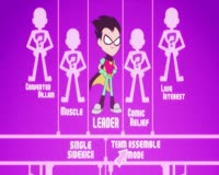 waptrick.com Teen Titans GO - The Teen Titans Origins