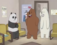 waptrick.com We Bare Bears - The Bears Go to the Dentist