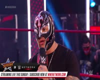 waptrick.com Rey and Dominik Mysterio Fight off Seth Rollins and Murphy Raw