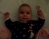 waptrick.one Baby Waking Up Smiling