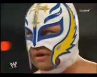 waptrick.one WWE Raw - Rey Misterio vs Gran Khali