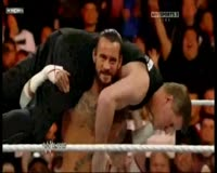 waptrick.one WWE Raw - Cm Punk GTS To John Laurinaitis