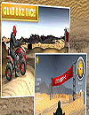Quad Bike Race Desert