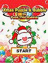 waptrick.com Xmas Puzzle Bubble