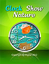 waptrick.com Clock Show Nature