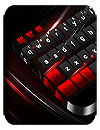 waptrick.one Black Red Keyboard