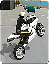 waptrick.com Police Motorbike Driving Simulator
