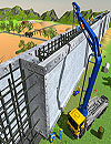 waptrick.one Border Security Wall Construction