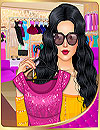 Rich Girl Crazy Shopping Fashion