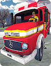 waptrick.com Fire Truck Rescue Simulator