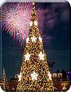2018 Christmas Tree Fireworks