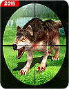 waptrick.com Hunting Wild Animals Sniper 3d Wolf Hunt