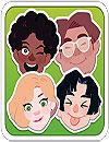 waptrick.com Doodle Face