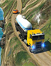 Oil Tanker Truck Simulator Hill Climb Driving