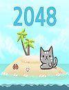 waptrick.com 2048 Kitty Cat Island
