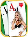 borwap.com Solitaire Beautiful Girl Themes Funny Card Game