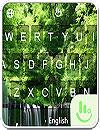 waptrick.one Peaceful Forest Keyboard Theme