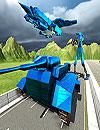 Transform Robot Action