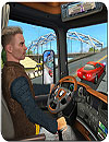 In Truck Driving Games Highway Roads and Tracks