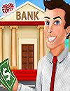 Bank Cashier Manager Kids