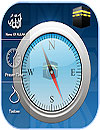 waptrick.com Muslim App Qibla Compass Prayer Alarm Zikar