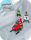 Offroad Snow Bike Christmas Racing
