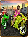 waptrick.com Kids Motor Bike Rider Race 3D
