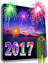waptrick.one 2017 New Year Fireworks