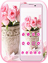 waptrick.one Pink Rose Theme Love