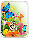 waptrick.one Butterfly Live Wallpaper