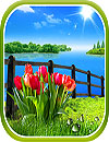 waptrick.one Spring Live Wallpaper