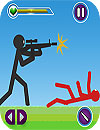 Stickman Shotgun Shooting