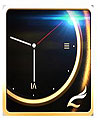 waptrick.one Luxury Clock CM Launcher