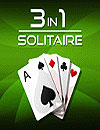 waptrick.com 3 in 1 Solitaire