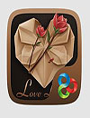 waptrick.one Love Letter GO Launcher