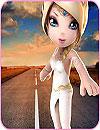 waptrick.one Princess Crossy Game Road Fun