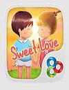 waptrick.one Sweet love GO Launcher