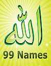 waptrick.one 99 Allah Names Islam