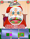 waptrick.com Christmas Dentist Office Santa