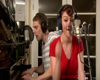 6 Foot 7 Foot Cover By KarminMusic Video Clip